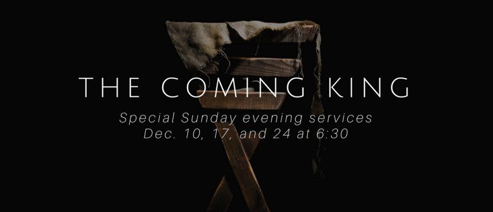 Christmas Celebration – The Coming King