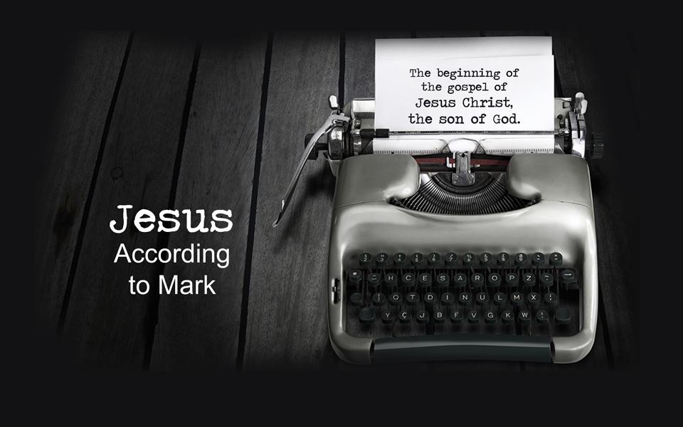 Mark 11:27-33